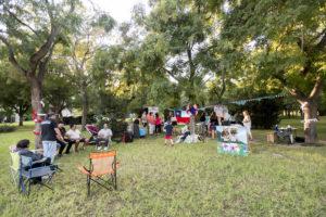 Actividades para niños de Casa Chile Valencia - Sept de 2018