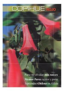 Revista Copihue Rojo 2001