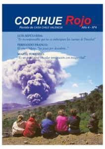 Revista Copihue Rojo 2004