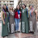 Día de la Diversidad Cultural - Plaza de la Virgen